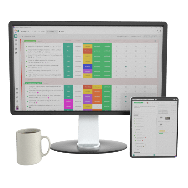 Content-Workflow